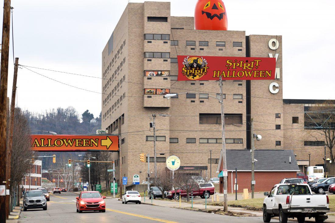 Spirit Of Halloween Wv Hours 2020 OVMC Building Re Opens As Spirit Halloween Store | Ohio Valley Newz